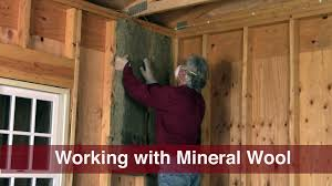 How To Frame Out A Basement Window How To Finish A Basement Framing And Insulating Family Handyman