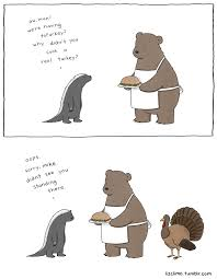 funny animal thanksgiving pictures happy thanksgiving liz climo comics album on imgur