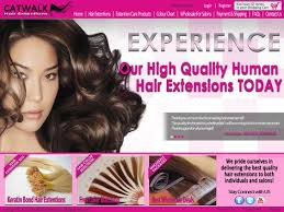 catwalk hair extensions catwalk hair extensions web development social mobile