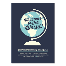 welcome to the world baby shower welcome to the world baby shower invite for keeps printshop