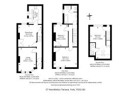 3 bedroom terraced house for sale in hambleton terrace york yo31