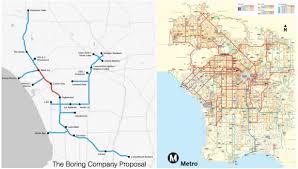 Map Of La County Stop Bashing La Public Transportation U2013 Sam Morrissey U2013 Medium