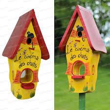 fabrication mangeoire oiseaux nichoir et mangeoire cinéma des chats nichoirs pour oiseaux