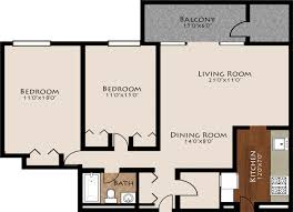 chicago apartment floor plans apartments brentmoor at penn center apts for rent rent apartment