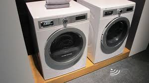 Bosch Clothes Dryers Bosch U0027s Smart Washing Machine Is Supposedly U0027whisper Quiet U0027 Cnet