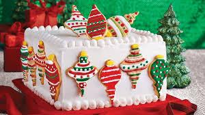 ornament cake recipe bettycrocker
