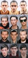 Name Of Mens Hairstyles by Key Hairstyle Trends From London Collections Men Aw15 Fashionbeans