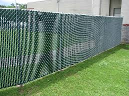 Decorate A Chain Link Fence Decorative Fencing Decorating The Modern House The Home Design