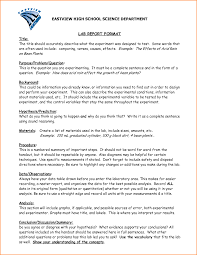 lab report conclusion template 7 science lab report exle loan application form