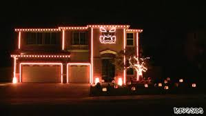 christmas jingle bells techno synchronizedas light show to music