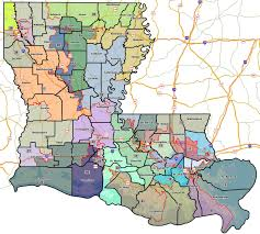 New Orleans District Map by Fantasy Redistricting U2013 Part V Louisiana Senate Jmc