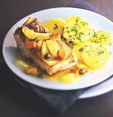 cuisiner le lieu jaune recette lieu à la grenobloise