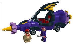 wacky races lego ideas d dastardley and muttley u0027s 00 car from wacky races