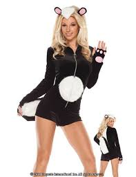 Skunk Halloween Costumes Cheap Skunk Costume Skunk Costume Deals