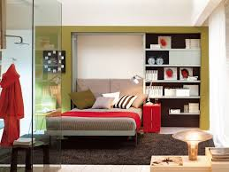 Bedroom Wall Units by Home Design Wall Unit With Space For Electronics Tv Writing Desk