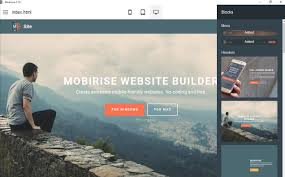 html table mobile friendly table block in website creator html app