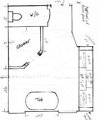 7 X 10 Bathroom Floor Plans by Contemporary Space Planning Layouts Decoration Toilets New Cost