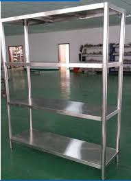Heavy Duty Shelves by Heavy Duty Shelving Stainless Steel Display Stands Warehouse