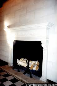 fireplace at the marland estate mansion in ponca city oklahoma