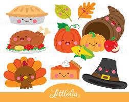 thanksgiving kawaii thanksgiving clipart 16091