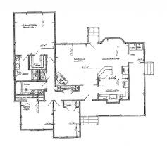 one story house plans with wrap around porches ranch floor plans