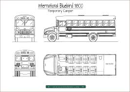 skoolie bus conversion ideas layout buses luxury unique skoolie