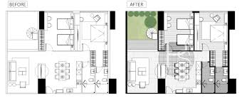 30x40 house floor plans architecture plan render by photoshop simple style part 3 youtube