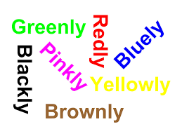 it burst open yellowly u0027 the colourful life of adverbs word jazz