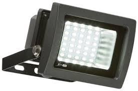 programmable led flood lights fls15bk knightsbridge fls led floodlight 30 led 15 w 1200 lm