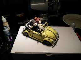 car wedding cake toppers wedding cake topper projects prints formlabs community forum