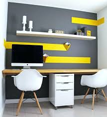Professional Office Color Schemes  Adammayfieldco - Home office designs on a budget