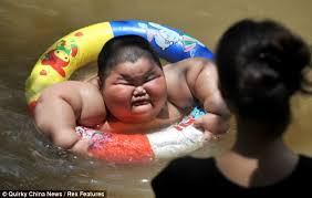Fat Black Kid Meme - lu hao chinese toddler 3 weighs a staggering 132lbs and he s