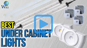 how to choose under cabinet lighting top 10 under cabinet lights of 2017 video review