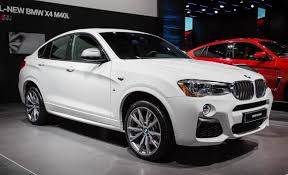bmw x4 car 2016 bmw x4 m40i launched because why the hell not car
