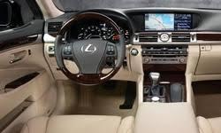 2001 Toyota Avalon Interior Ls Vs Toyota Avalon Price Comparison