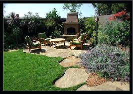 Backyard Corner Landscaping Ideas Corner Fence Landscaping Satisfaction Guaranteed Corner Fence