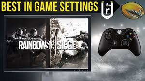 siege xbox one best in settings for rainbow 6 siege on xbox one elemonader