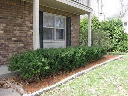 landscape plan front porch