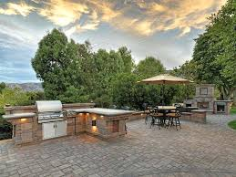 Pavers Ideas Patio Desert Greenscapes Water Wise Grass And Landscaping Patio Pavers
