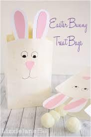 bunny treat bags liz on call