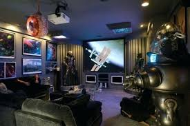 Gaming Room Decor Cool Room Ideas The Aficionados Gaming Room Decoration Ideas