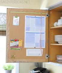 cork board ideas for kitchen home design photo gallery