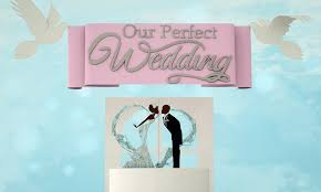 What To Write On A Wedding Invitation Mzansi Magic Official Website Our Perfect Wedding