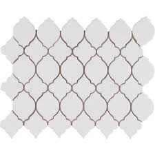 denali 12 in x 12 in x 8 mm glazed ceramic mesh mounted mosaic