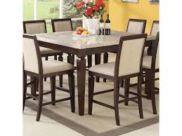 Acme Dining Room Sets by Acme Furniture Agatha Square Counter Height Dining Table With
