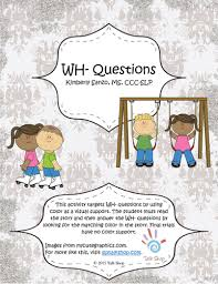 wh questions by courtneylorraine teaching resources tes