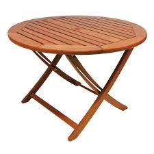 traditional table wooden round garden cornis 336b