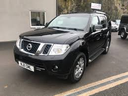 grey nissan pathfinder used nissan cars for sale in matlock derbyshire