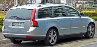 volvo station wagon 2015 2008 volvo v50 specs and photos strongauto