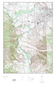 Map Of Missoula Montana by Mytopo Southwest Missoula Montana Usgs Quad Topo Map